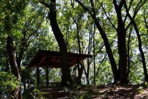 015ふるさとの森休憩所