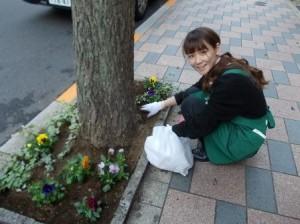 田調花植えフレッセ
