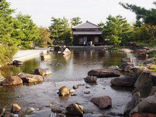 日本庭園③3